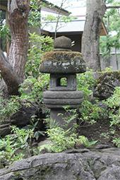 太閤朝鮮燈籠