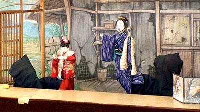 山辺人形浄瑠璃芝居