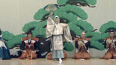 山戸能・山五十川歌舞伎