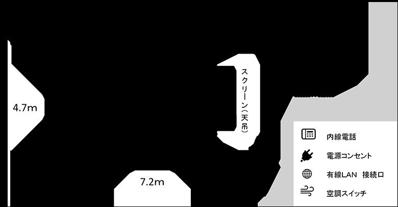 第5研修室図